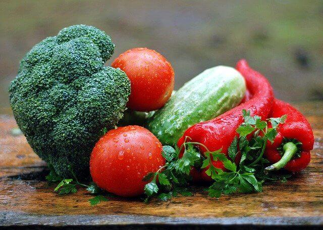 体内酵素-野菜写真