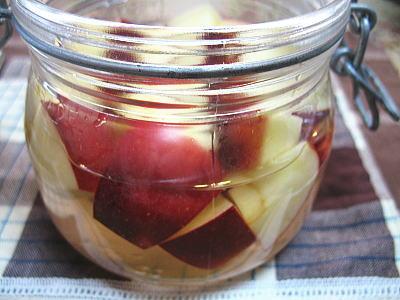 手作りフルーツ酢