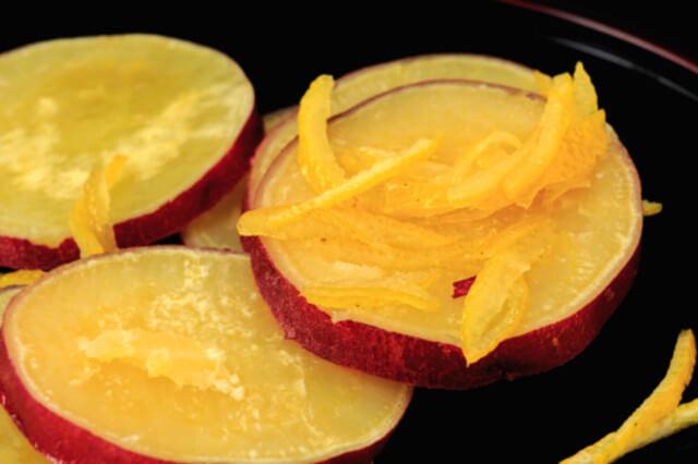 腸内環境を整えると風邪が予防できる!?「さつま芋とゆずの甘煮」の効果