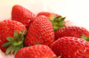 苺を使った手作り酵素