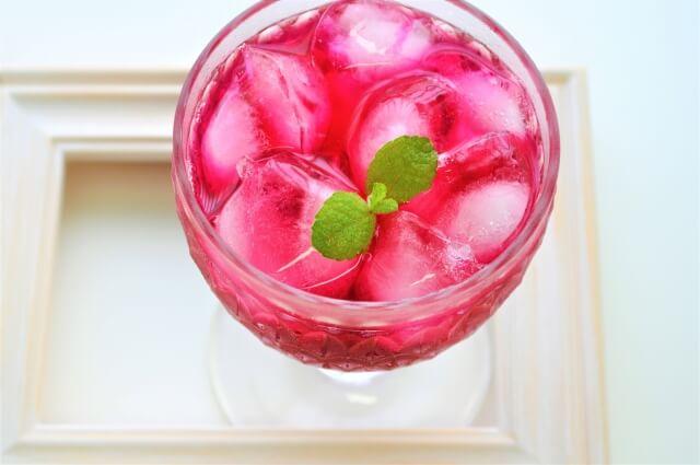 赤紫蘇ジュースを作ってみませんか。赤紫蘇ジュース の作り方と栄養効果について