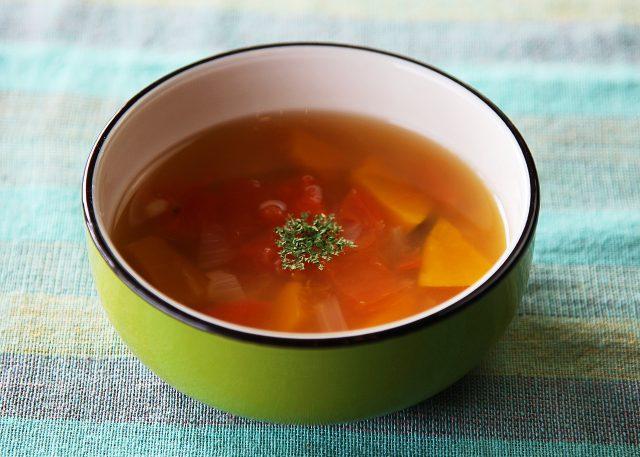 解毒スープ 玉ねぎとりんごのスープ