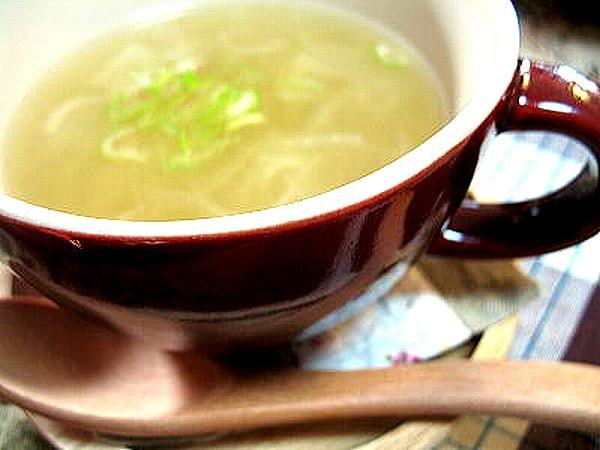 玉ねぎスープでデトックス