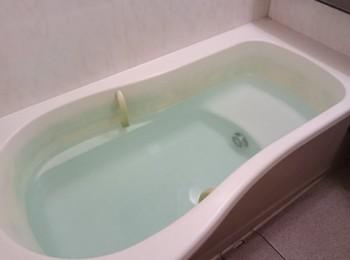 冬のお風呂の入り方