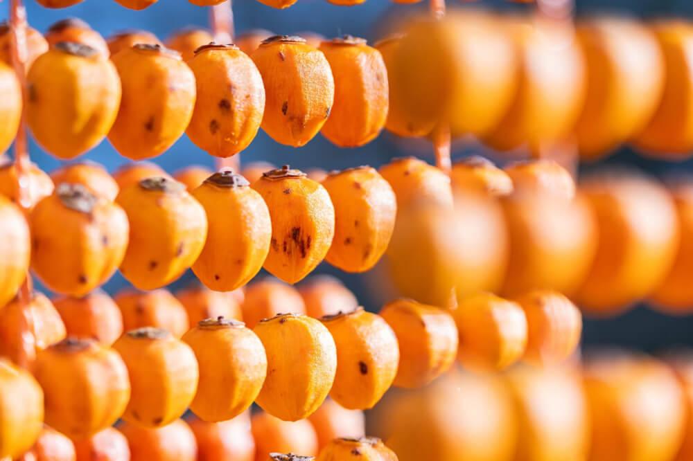 干し柿について