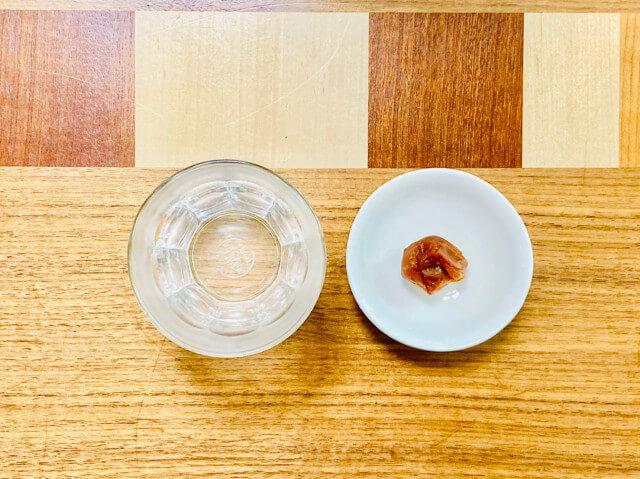 梅干し_梅湯材料