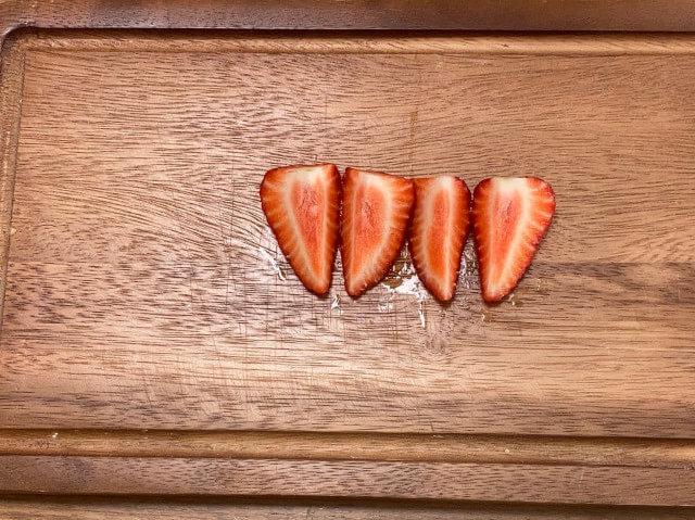 苺シロップ作り方