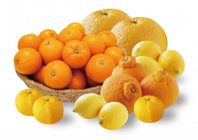 柑橘類とクエン酸