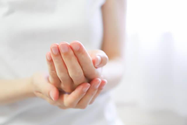 手の常在菌