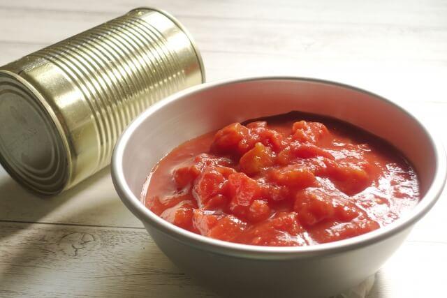 トマト缶栄養