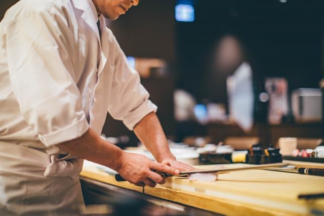 お寿司屋お酢