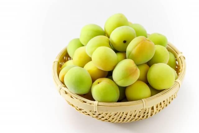 旬の梅を使った保存食。梅のクエン酸効果で疲労回復!梅煮・梅のシロップの作り方