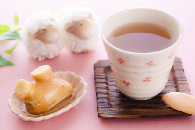 温活におすすめ!生姜湯を上手に活用しよう