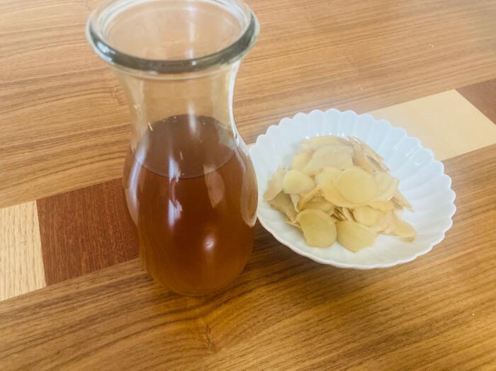 生姜湯作り方